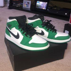 Jordan 1 Pine Green SE